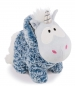 Mobile Preview: Nici 44169 -  Theodor and Friends, Einhorn Snorre Hørnson ca. 45 cm