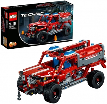 Lego 42075 - Technic, First Responder