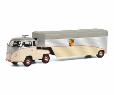 Schuco 450909300 - VW T1 Continental Motors 1:43