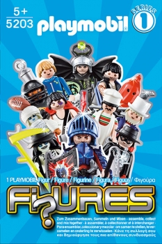 Playmobil 5203 - Figuren Boys (Serie 1)