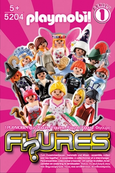 Playmobil 5204 - Figures Girls (Serie 1)