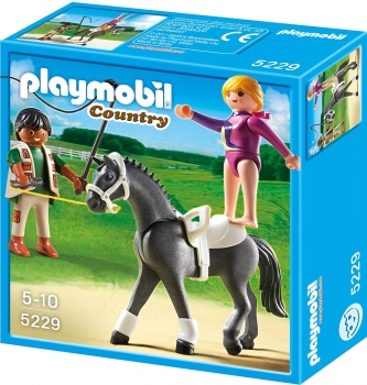Playmobil 5229 - Voltigier-Training