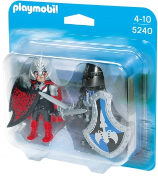 Playmobil 5240 - Duo Pack Ritterduell