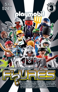 Playmobil 5243 - Figures Boys (Serie 3)