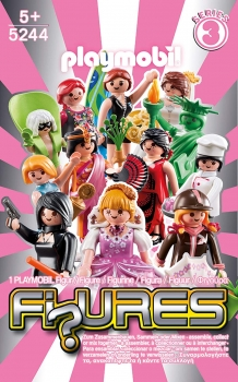 Playmobil 5244 - Figures Girls (Serie 3)