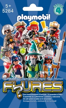 Playmobil 5284 - Figures Boys (Serie 4)