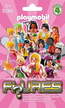 Playmobil 5285 - Figures Girls (Serie 4)