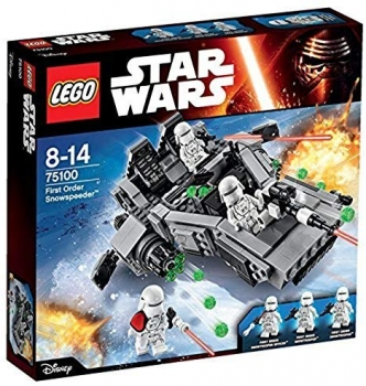Lego 75100 - Star Wars, First Order Snowspeeder™
