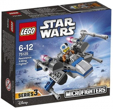 Lego 75125 - Star Wars, Resistance X-Wing Fighter™