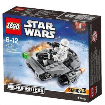 Lego 75126 - Star Wars, First Order Snowspeeder™