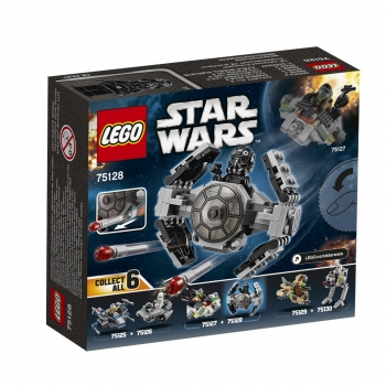 Lego 75128 - Star Wars, TIE Advanced Prototype™