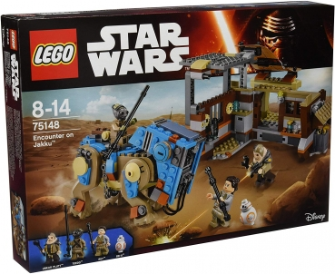 Lego 75148 - Star Wars, Encounter on Jakku™