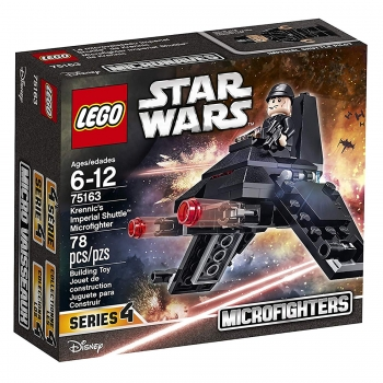 Lego 75163 - Star Wars, Krennic's Imperial Shuttle™ Microfighter