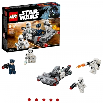 Lego 75166 - Star Wars, First Order Transport Speeder Battle Pack