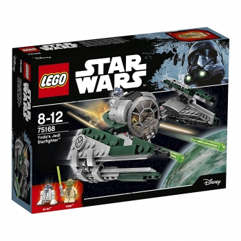 Lego 75168 - Star Wars, Yoda's Jedi Starfighter™