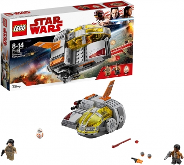 Lego 75176 - Star Wars, Resistance Transport Pod™