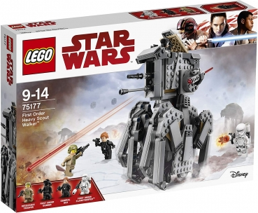Lego 75177 - Star Wars, First Order Heavy Scout Walker™