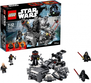 Lego 75183 - Star Wars, Darth Vader™ Transformation