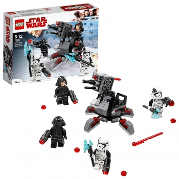 Lego 75197 - Star Wars, First Order Specialists Battle Pack