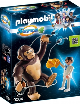 Playmobil 9004 – Riesenaffe Gonk Super 4