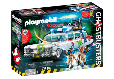 Playmobil 9220 – Ghostbusters Ecto-1