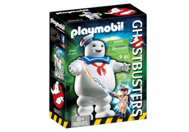 Playmobil 9221 – Ghostbusters Stay Puft Marshmallow Man