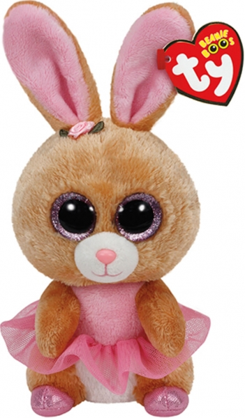 Ty 36170 - Glubschi Beanie Boo´s Hase Twinkle Toes Ballerina 15 cm