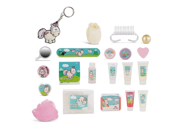 Nici 44331 - Adventskalender Theodor & Friends Bath & Body 2019