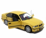 Solido 421185370 - 1:18 BMW E36 Coupé M3 gelb